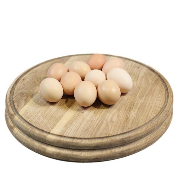 Яйця курячі сортовані домашні