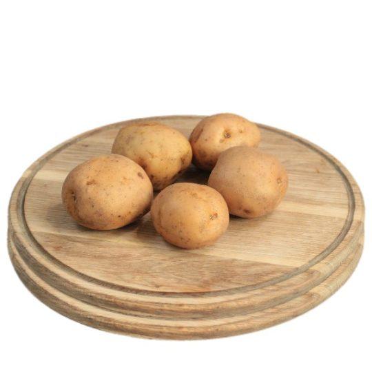 Картопля біла