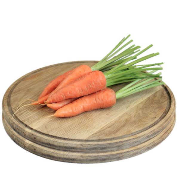 Морква молода Гоголів