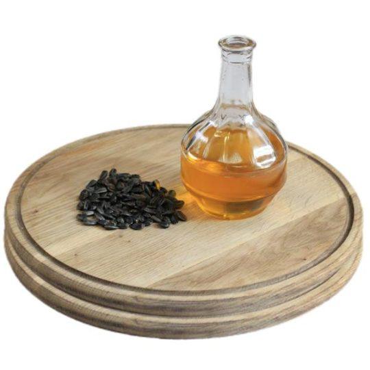 Соняшникова олія домашня жарена Гоголів